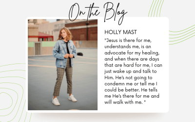 Cling Tightly to Jesus | Holly Mast